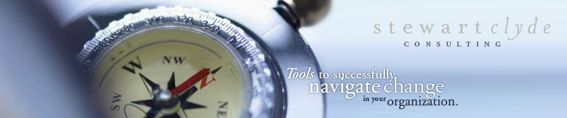image: Compass - Tools to successfully navigate change in your organization